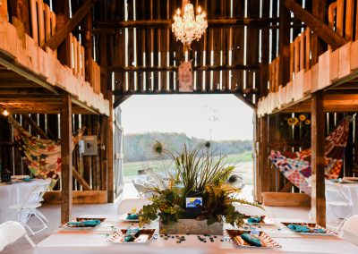 Renovated Wedding Barn